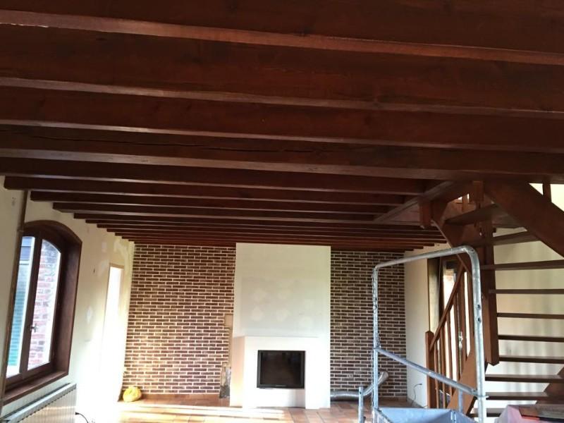 peinture poutre plafond cool gallery of awesome formidable peinture pour poutre en bois. Black Bedroom Furniture Sets. Home Design Ideas