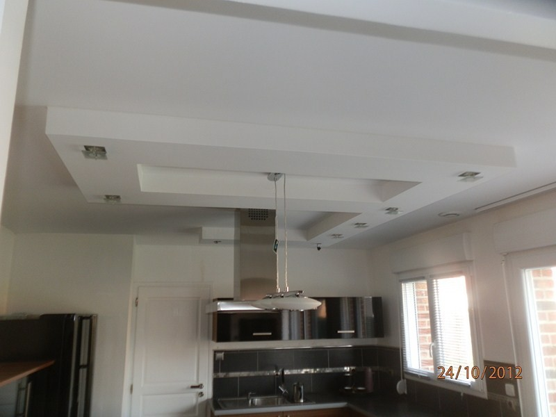 Plafond placo decoratif les derni res id es - Plafond decoratif ...
