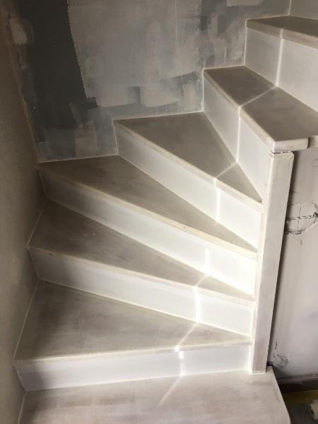 r alisation peinture et d coration hall d entr e cage d escalier porte int rieur et escaliier. Black Bedroom Furniture Sets. Home Design Ideas