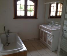 Transformation salle de bain à Masny