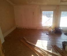 Aménagement et remise en état de propreté chambre à Escaudain