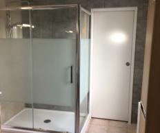 Réaménagement salle de bain à Denain