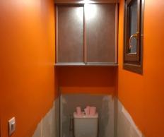 Rafraîchissement toilette à Escautpont