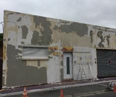 Peinture façade à Somain